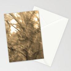 Treeage I - Sepia Stationery Cards