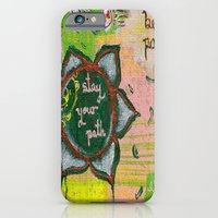 Stay Your Path iPhone 6 Slim Case
