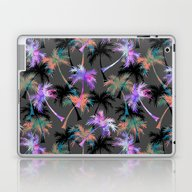 Falling Palms Laptop & iPad Skin