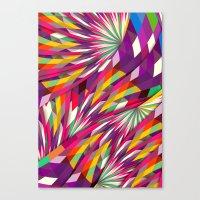 Sweet Wind Canvas Print
