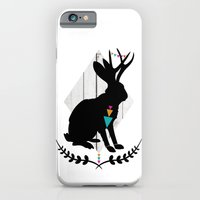Aztec King of the Jackalope iPhone 6 Slim Case
