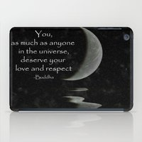 You, As Much As Anyone..… iPad Case