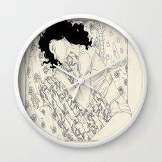 T-S.G. (Sleep Well) Wall Clock
