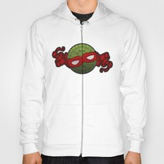 the red turtle Hoody