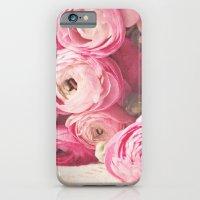 la vie en rose iPhone 6 Slim Case