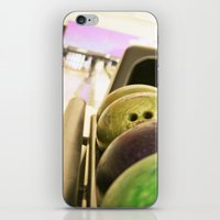 The Next in Line iPhone & iPod Skin