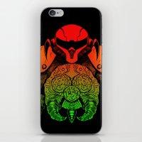 samus iPhone & iPod Skin
