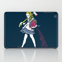 Off With Her Head iPad Case