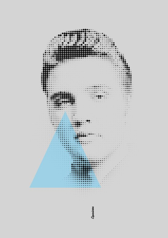 Elvis | Esperantos | Dot-file #2 Art Print