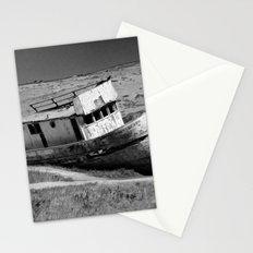 Point Reyes Shipwreck B&W Stationery Cards