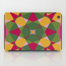 Shades of flowers iPad Case