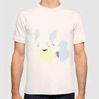 Wartortle Mens Fitted Tee Natural SMALL