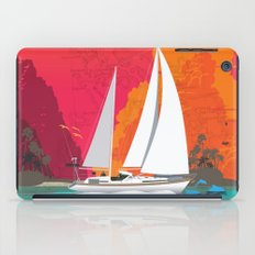 Sailing to Delos iPad Case