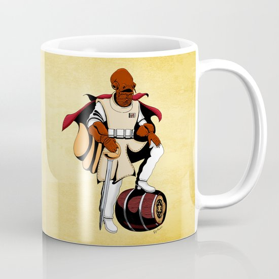 Captain Ackbar Mug