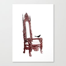 Your Royal Highness Canvas Print