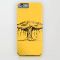 iPhone & iPod Case featuring The tree of Immaturity by Juan Alonzo