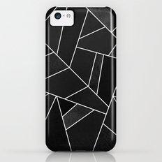 Black Stone iPhone 5c Slim Case