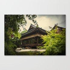 Kyoto Hideaway  Canvas Print
