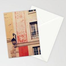 city scenery Stationery Cards
