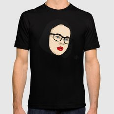 Ghost world Black SMALL Mens Fitted Tee