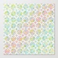 Floral 3 Canvas Print