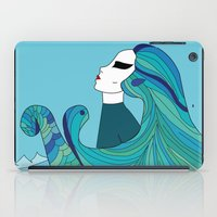 Elements - Water iPad Case