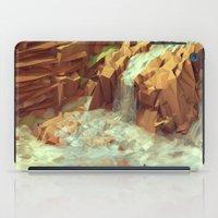 Diamantina [Waterfalls] iPad Case