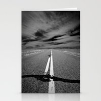The Long Road Stationery Cards