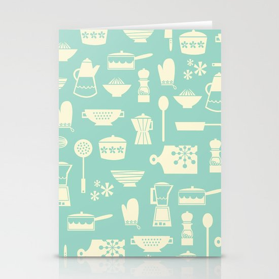 Kitchen Culture Stationery Card