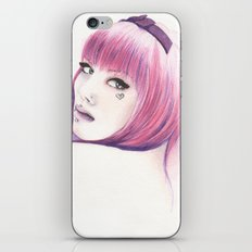Pretty in Pink iPhone & iPod Skin