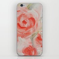 Petal Roses iPhone & iPod Skin