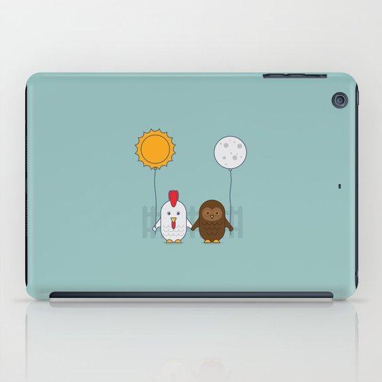 Early Bird & Night Owl iPad Case