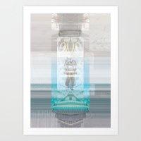 ( A || I ) Spirazione Art Print