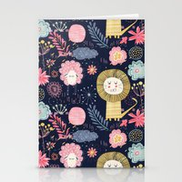Wild and sweet garden Stationery Cards