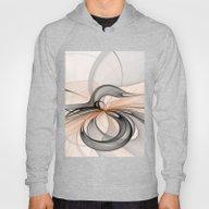 Abstract Art Fractal Hoody