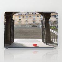 Red Ballon iPad Case