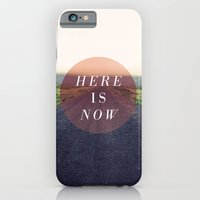 Here Is Now II iPhone 6 Slim Case