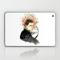 Dahlia Boy Laptop & iPad Skin