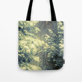 Tote Bag - Just One Touch - Faded  Photos