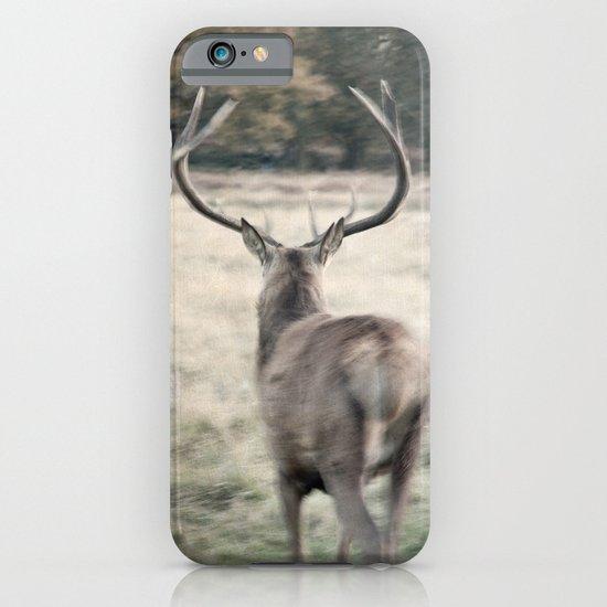 Deer III iPhone & iPod Case