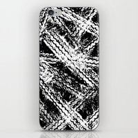 Desert Tracks iPhone & iPod Skin