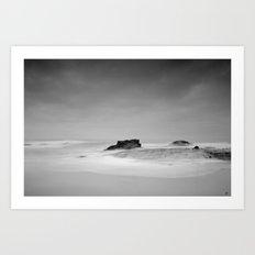 Thin Fog #5 Art Print