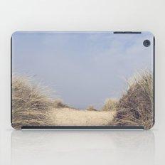 The Way To The Beach II iPad Case