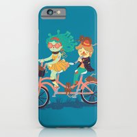 iPhone & iPod Case featuring Medusa & The Pied Piper by Polite Yet Peculiar