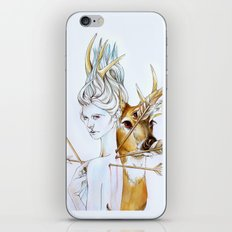 Martyr (Saint Sebastian) iPhone & iPod Skin