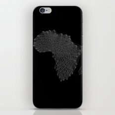 Vector Africa iPhone & iPod Skin