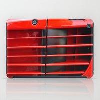 Ferrari Testarossa iPad Case