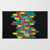 Brick In The Wall Rug