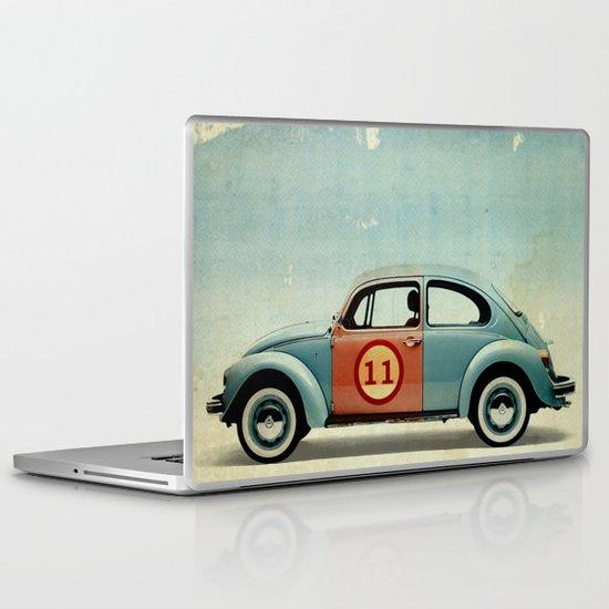 number 11 - VW beetle Laptop & iPad Skin