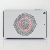Vacancy Zine Mandala I A iPad Case